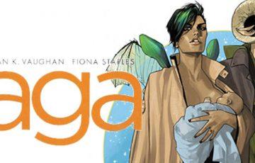 Surprise! Saga: Compendium One Arrives in Comic Shops Today