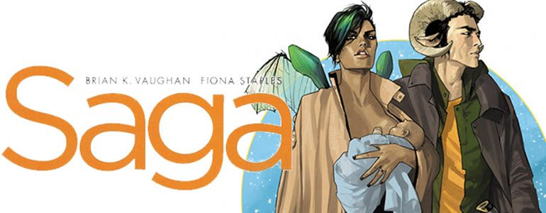 Surprise! Saga: Compendium One Arrives in Comic Shops Today