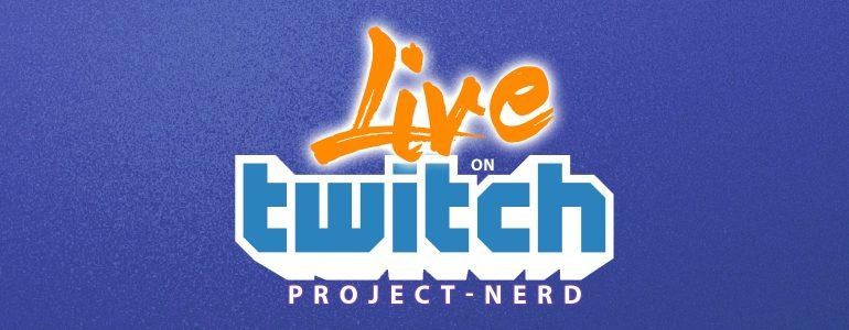 Project-Nerd Recording Live at Colorado Springs Comic Con