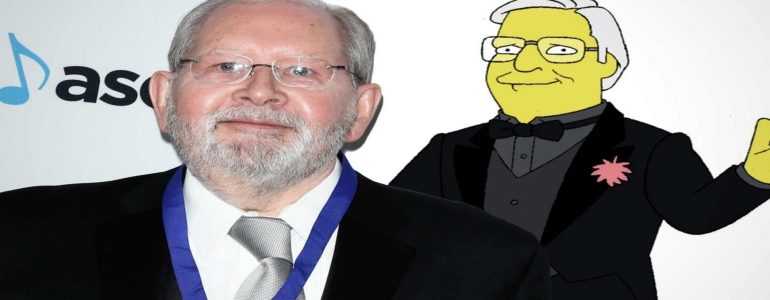 Former 'Simpsons' Composer Alf Clausen Sues Over Wrongful Termination