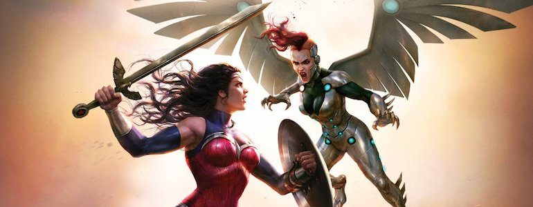 'Wonder Woman: Bloodlines' on Digital 10/5 & 4K Blu-ray 10/22