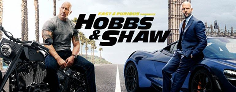 'Hobbs & Shaw' Review: The Ballad of Mike Oxmall and Hugh Janus