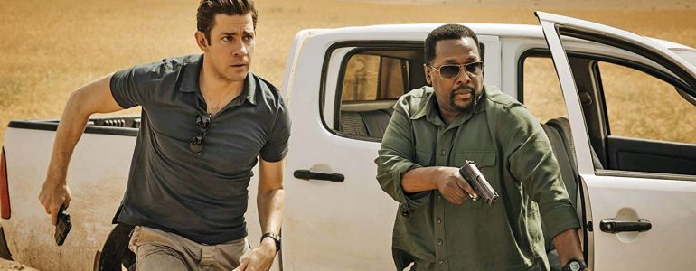 Krasinski Returns in 'Jack Ryan' Season 2 Trailer