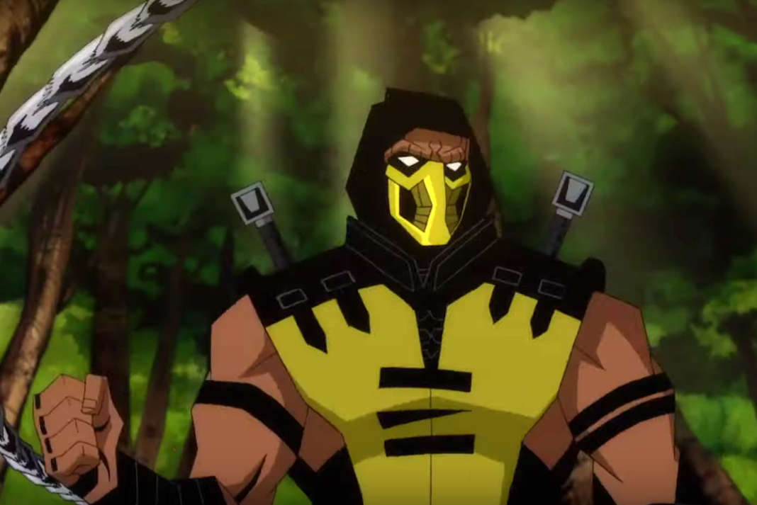 Wb Teases Mortal Kombat Legends Scorpion S Revenge Project Nerd