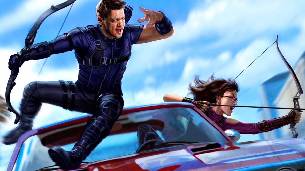 Hawkeye' Star Jeremy Renner Releases Album | Project-Nerd