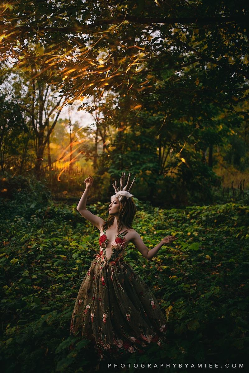 Incredible Forest Spirit Princess Mononoke Cosplay Project Nerd