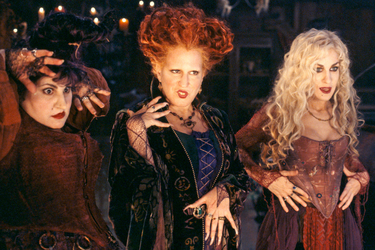 Hocus Pocus Streaming