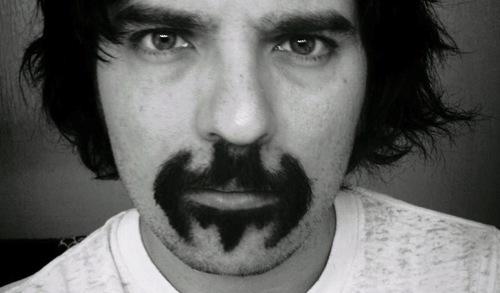 Bearding Batman Batman Beard Stash